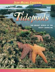 Cover of: The Secrets of Tidepools by Vicki Leon