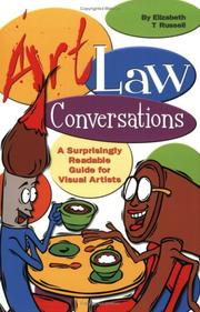 Cover of: Art Law Conversations | Elizabeth T Russell