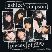 Cover of: Ashlee Simpson  2006 16-Month Wall Calendar by NuVista Merchandising