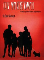 Cover of: On Your Own | G. Dale Stewart