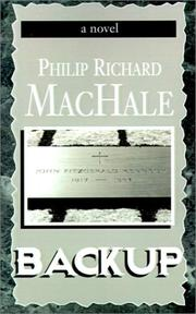 Cover of: Backup | Philip Richard Machale