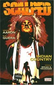 Cover of: Scalped Vol. 1 by Jason Aaron, R.M. Guéra