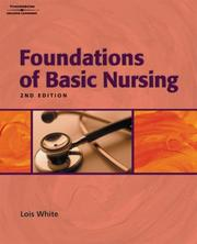 Cover of: Procedures Checklist to Accompany Foundations of Basic Nursing | Lois White