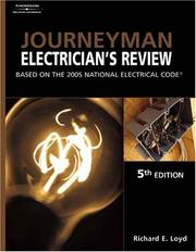 Cover of: Journeyman Electrician's Review | Richard Loyd
