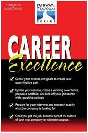 Cover of: Career Excellence | Peter M. Hess