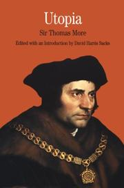 Cover of: Utopia | Thomas More