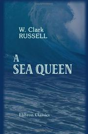 Cover of: A Sea Queen | William Clark Russell