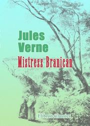 Cover of: Mistress Branican | Jules Verne