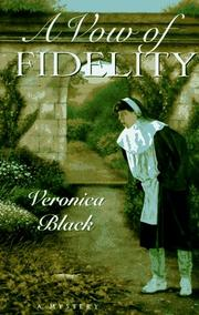 Cover of: Vow of Fidelity | Veronica Black