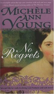 Cover of: No Regrets | Michele Ann Young, Michele Young