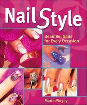 Cover of: Nail style | Marie Mingay