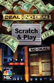 Cover of: Deal or No Deal Scratch & Play by Inc. Sterling Publishing Co.