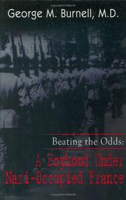 Cover of: Beating the Odds by George M., M.D. Burnell