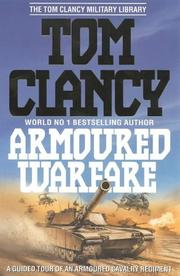 Cover of: Armoured Warfare (The Tom Clancy Military Library) | Tom Clancy