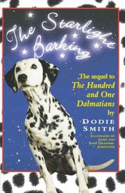 Cover of: The starlight barking | Dodie Smith