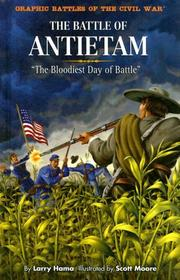 Cover of: The Battle of Antietam | Larry Hama