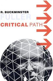 Cover of: Critical path | R. Buckminster Fuller