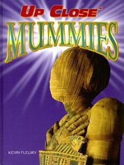 Cover of: Mummies (Up Close) | Kevin Fleury
