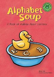 Cover of: Alphabet Soup by Michael Dahl
