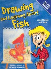 Cover of: Drawing And Learning About Fish (Sketch It!) | Bob Temple