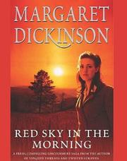 Cover of: Red Sky in the Morning by Margaret Dickinson