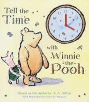 Cover of: Tell the Time with Winnie-the-Pooh (Clock Book Range) | A. A. Milne