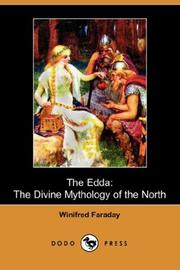 Cover of: The Edda | Winifred Faraday