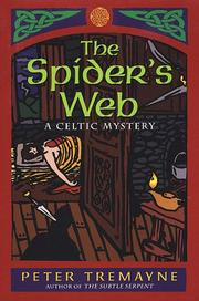 Cover of: The spider's web | Peter Tremayne