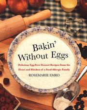 Cover of: Bakin' Without Eggs | Rosemarie Emro