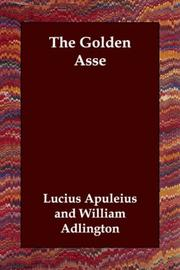 Cover of: The Golden Asse | Apuleius