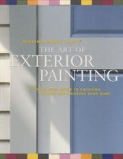Cover of: The art of exterior painting | Leslie Harrington