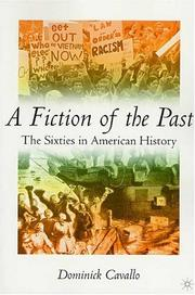 Cover of: A Fiction of the Past | Dominick J. Cavallo