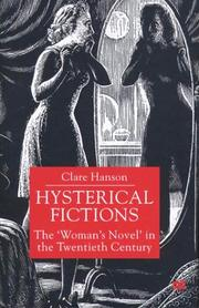Cover of: Hysterical fictions by Clare Hanson
