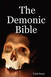 Cover of: The Demonic Bible | Tsirk Susej