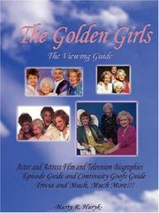 Cover of: The Golden Girls | Harry R. Huryk