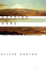 Cover of: Mapping Mars | Oliver Morton