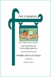 Cover of: INN Cooking | Merida Johns