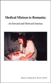 Cover of: Medical Mission to Romania | Theresa L. Puckett R.N., M.S.N., C.P.N.P