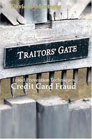 Cover of: Fraud Prevention Techniques for Credit Card Fraud | David A. Montague
