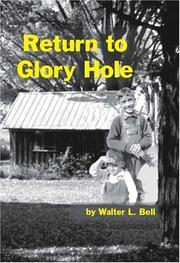 Cover of: Return To Glory Hole | Walter Bell