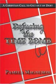 Cover of: Defusing the Time Bomb | Pamela Magnuson