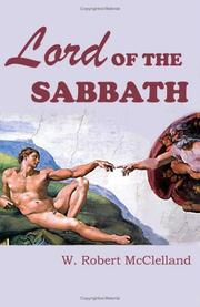 Cover of: Lord of the Sabbath | Robert McClelland