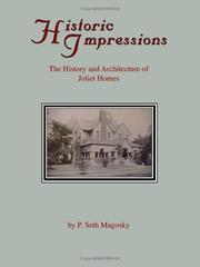 Cover of: Historic Impressions | P. Seth Magosky