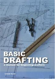 Cover of: Basic Drafting by Leland Scott