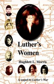 Cover of: Luther's Women | Hughlett L. Morris