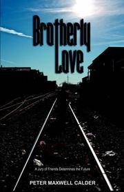 Cover of: Brotherly Love | Max Calder