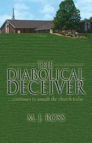 Cover of: The Diabolical Deceiver | M. J. Ross