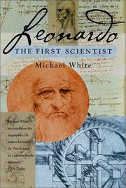 Cover of: Leonardo by Michael White