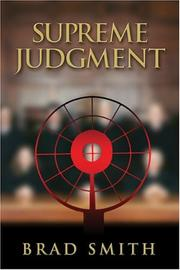 Cover of: Supreme Judgment | Brad Smith