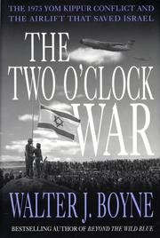 Cover of: The Two O'Clock War | Walter J. Boyne